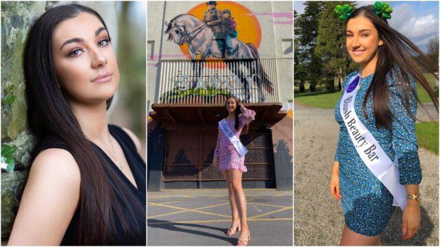 Miss Laois contestant Alison Dyer