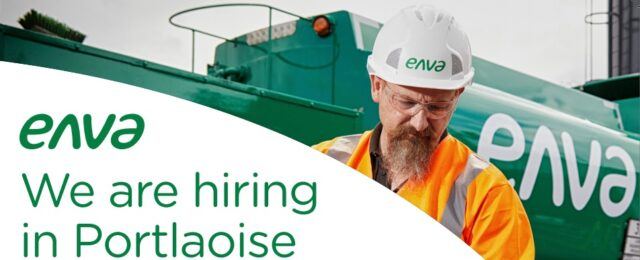 Enva in Portlaoise are currently hiring to fill job vacancies