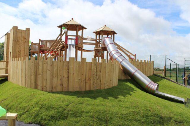 Rathdowney playground