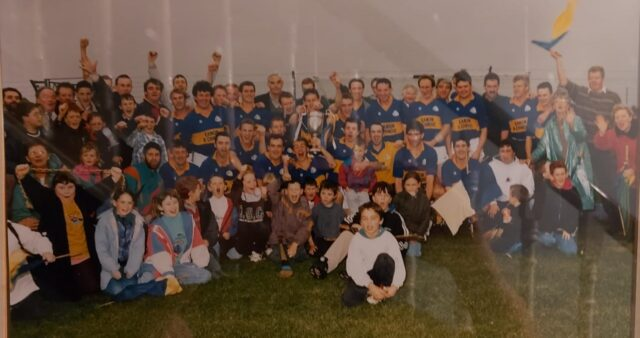 Colt - 1996 Laois junior hurling champions