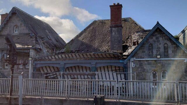 Portarlington station