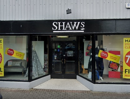 Shaws Mountmellick