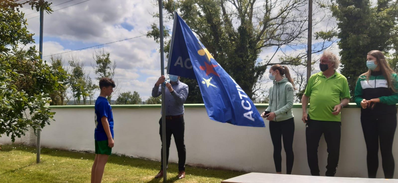 Newtown NS Active Flag