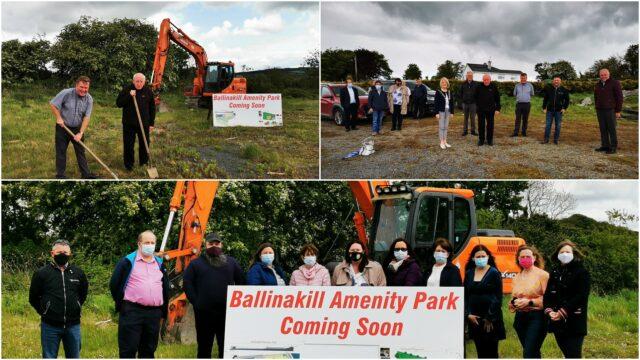 Ballinakill Park