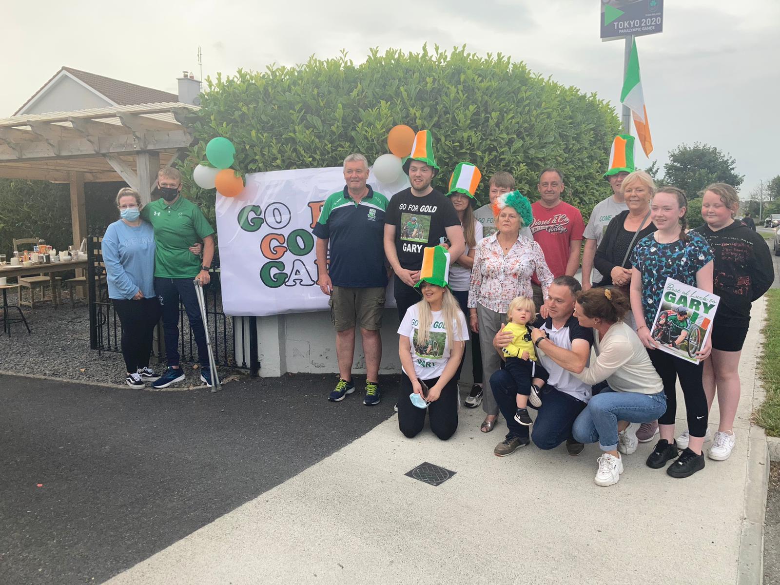 Gary O'Reilly Paralympics