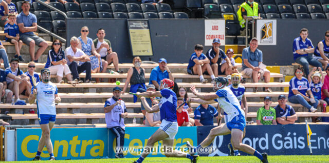 The Laois hurlers have been a joy to watch over the past couple of weeks