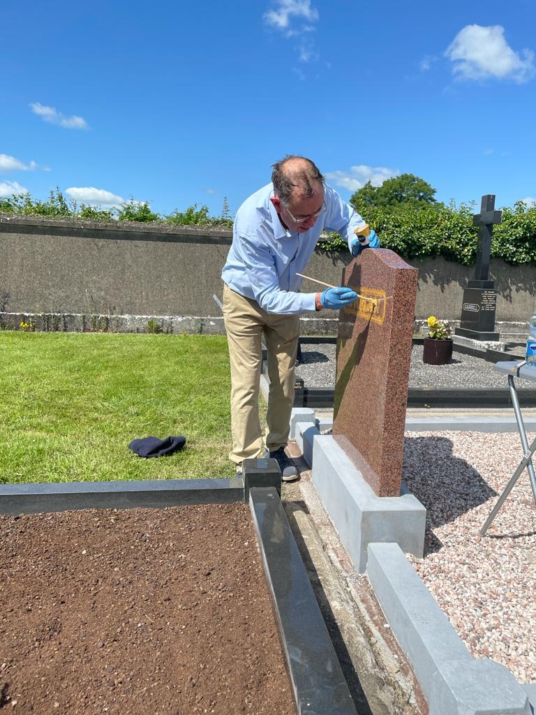 James McKeon, McKeon Memorials