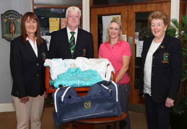 Carol Doheny Mountrath Golf Club