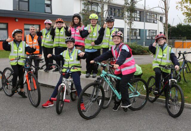 Portlaoise Schools Cycle Bus