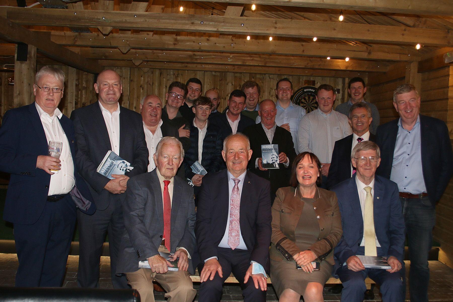 12-10-2021 Conor Lenihan book launch