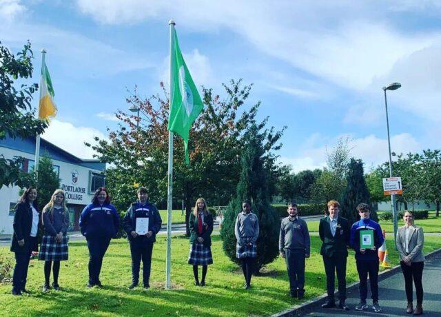 Portlaoise College Green Schools