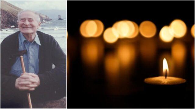Sean O'Sullivan RIP